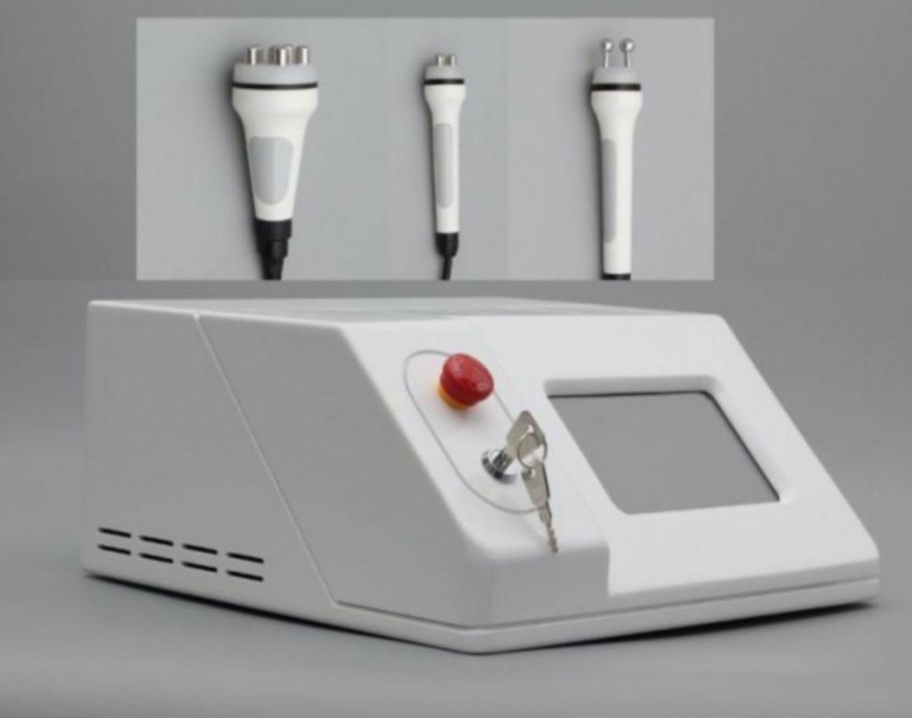 Radiofrequenza professionale bipolare estetica stimolazione collagene viso