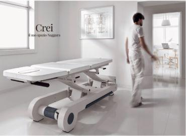 Lettini professionali per fisioterapia e osteopatia