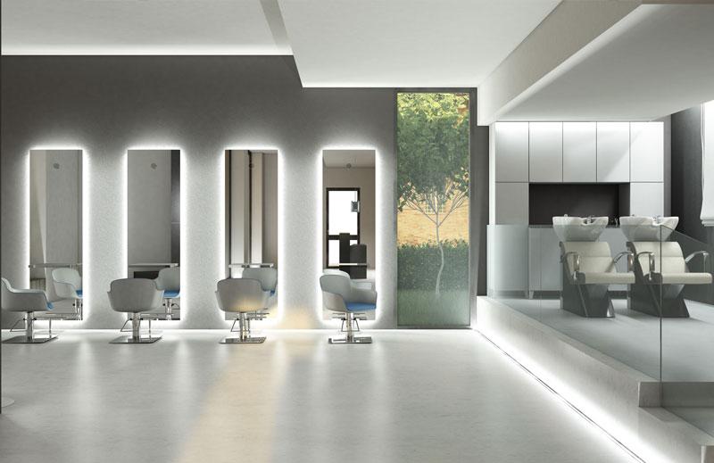 Arredamento centri estetici e saloni di bellezza arredi centro