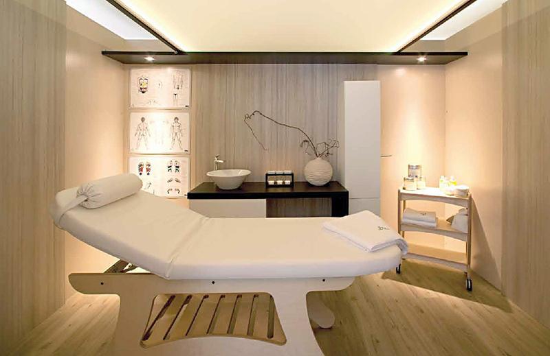 arredamento centri estetici e saloni di bellezza arredi
