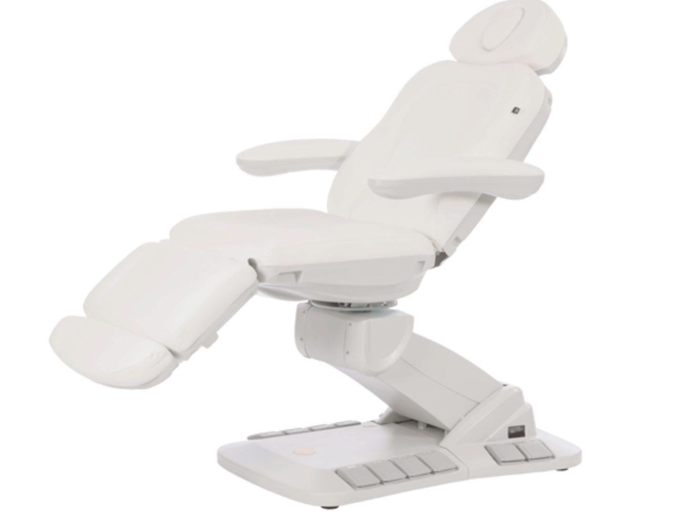 Mandi Poltrona lettino elettrica professionale 4 motori massaggi estetica estetista EB