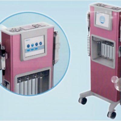 Multifunzione trattamenti viso  Radiofrequenza Ultrasuoni Vacuum Vibrazioni