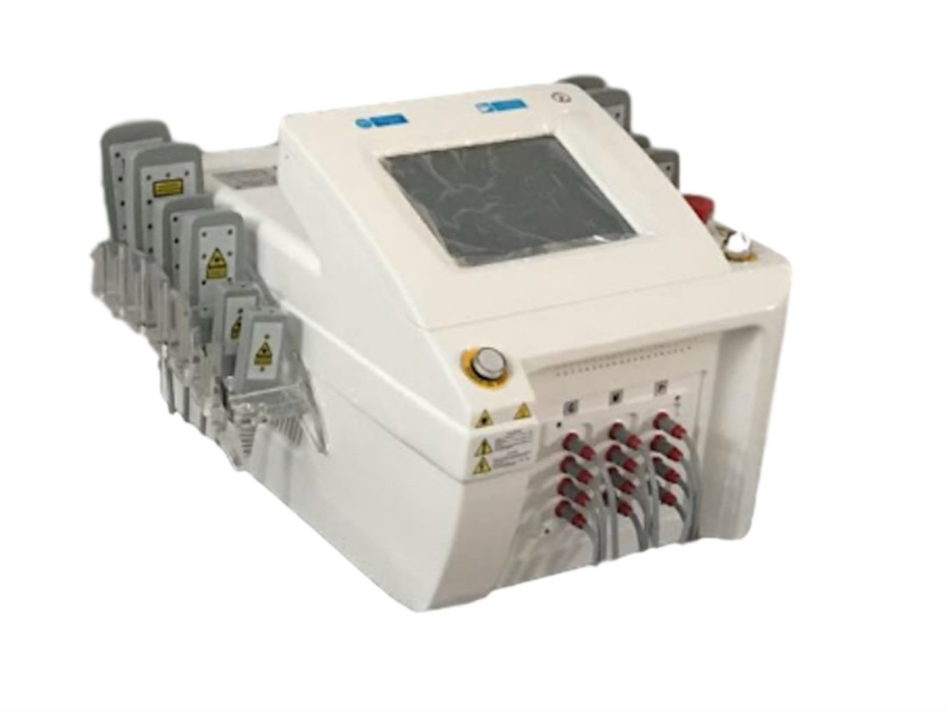 Lipo laser estetico per trattamenti dimagrimento localizzato corpo