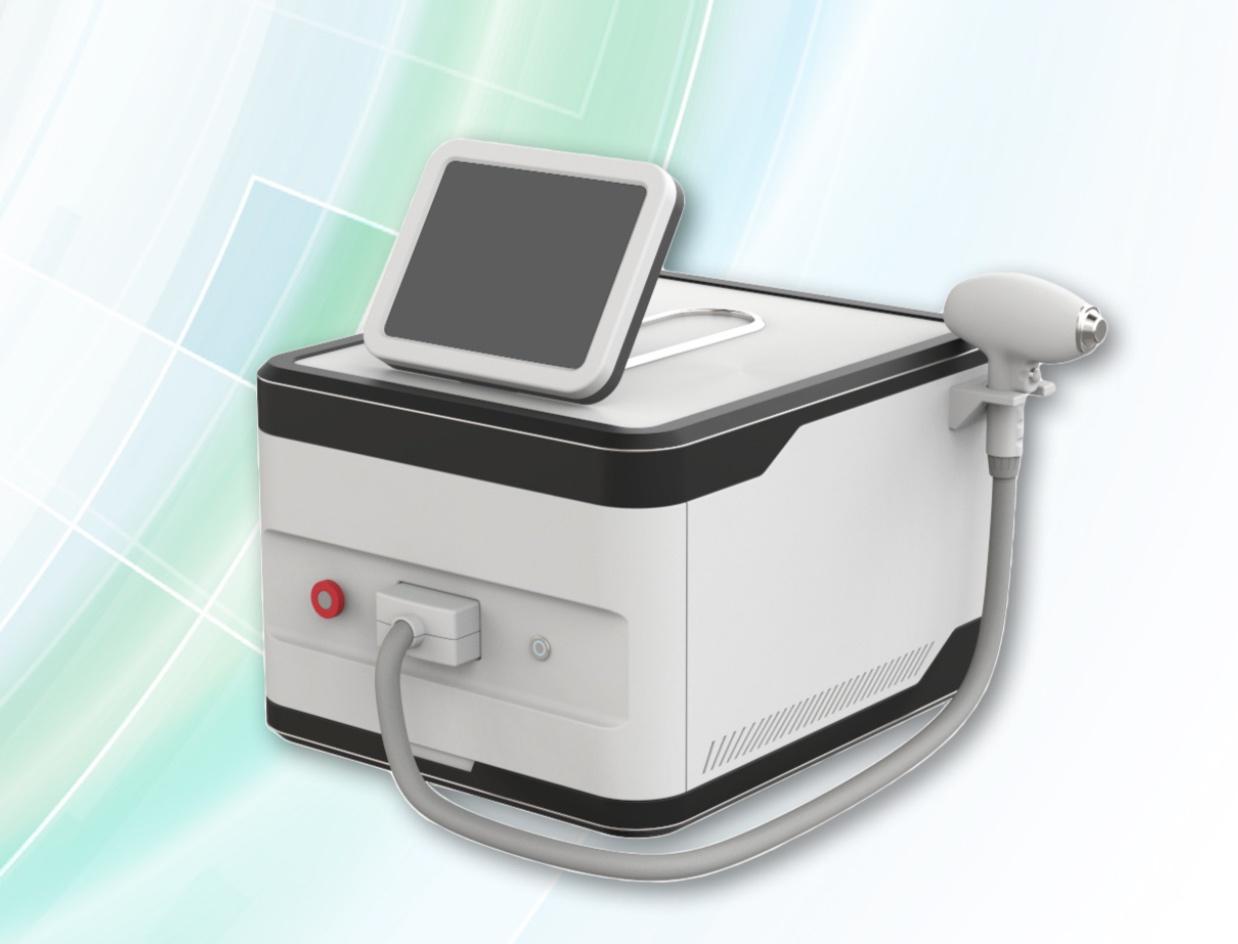 Laser diodo 808 - 360W portatile professionale epilazione estetica - s